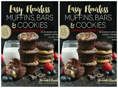 Download ebook EASY FLOURLESS MUFFINS, BARS & COOKIES : Delicious Recipes for Healthy, Portable Gluten-Free Snacks