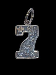 Amuletos Y Talismanes: 7 de la Suerte