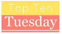 Top Ten Tuesday: Top Ten Books On My Spring 2013 TBR list!