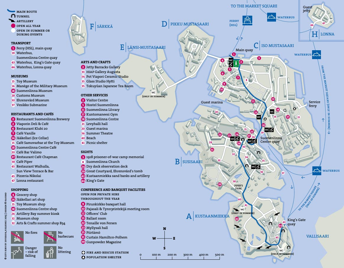 aswanacliche Helsinki Fortress Suomenlinna Part 2