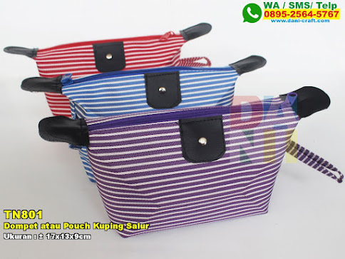 Dompet Atau Pouch Kuping Salur
