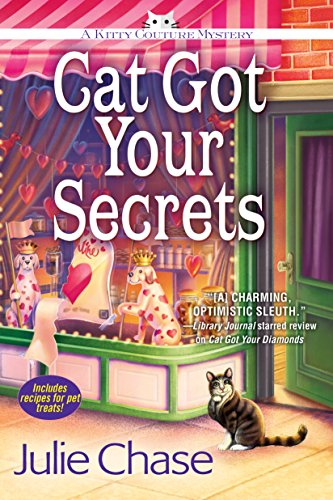 Cat Got Your Secrets, by Julie Chase