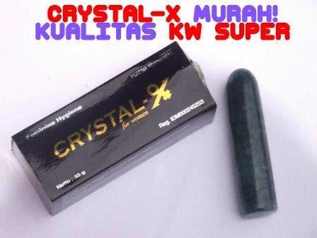 Crystal X Murah Kualitas KW