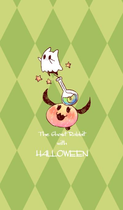 The Ghost Pumpkin Rabbit-chan