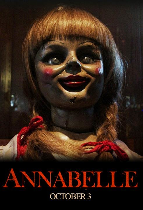 Annabelle: Poster | A Constantly Racing Mind