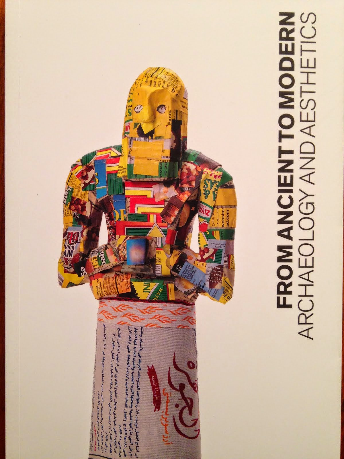 Jennifer Y. Chi & Pedro Azara (eds.): From Ancient to Modern. Archaeology and Aesthetics