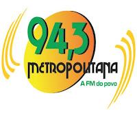 Rádio FM Metropolitana 94.3 de Barcarena PA
