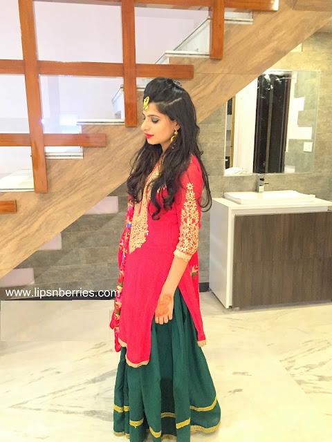 Punjabi outfit