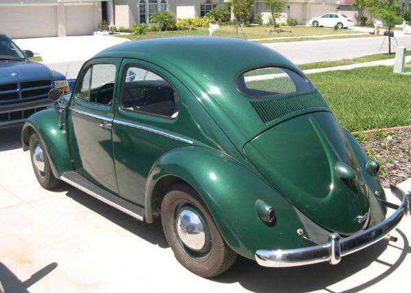 1954 VW Standard Beetle for Sale - Buy Classic Volks