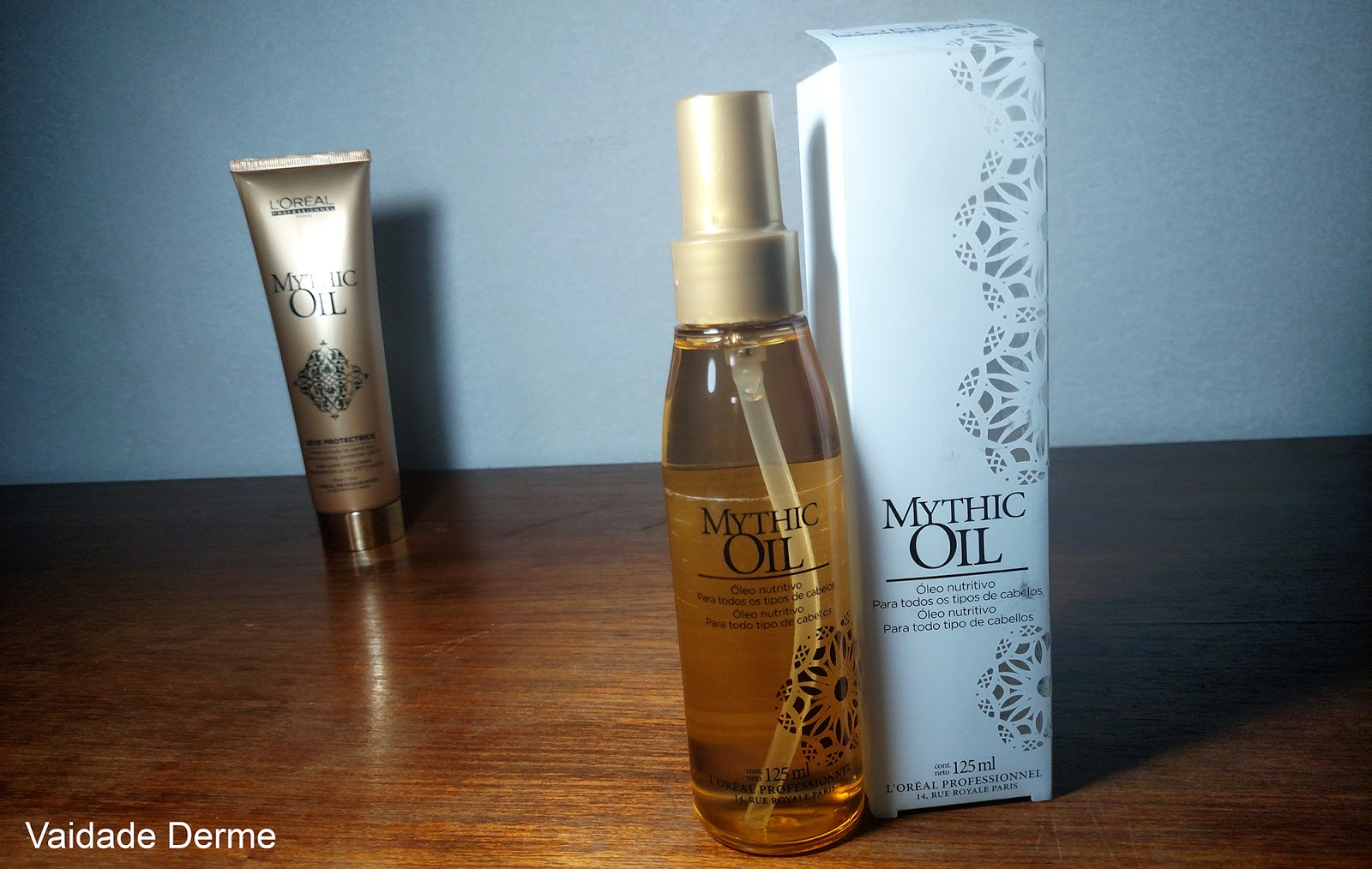 Loreal Profissional Mythic Oil Nutritive e Mythic Oil Seve Protectrice