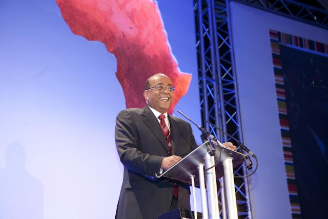 """You stay divided; you stay backwards Africa"" – Dr. Mo Ibrahim"