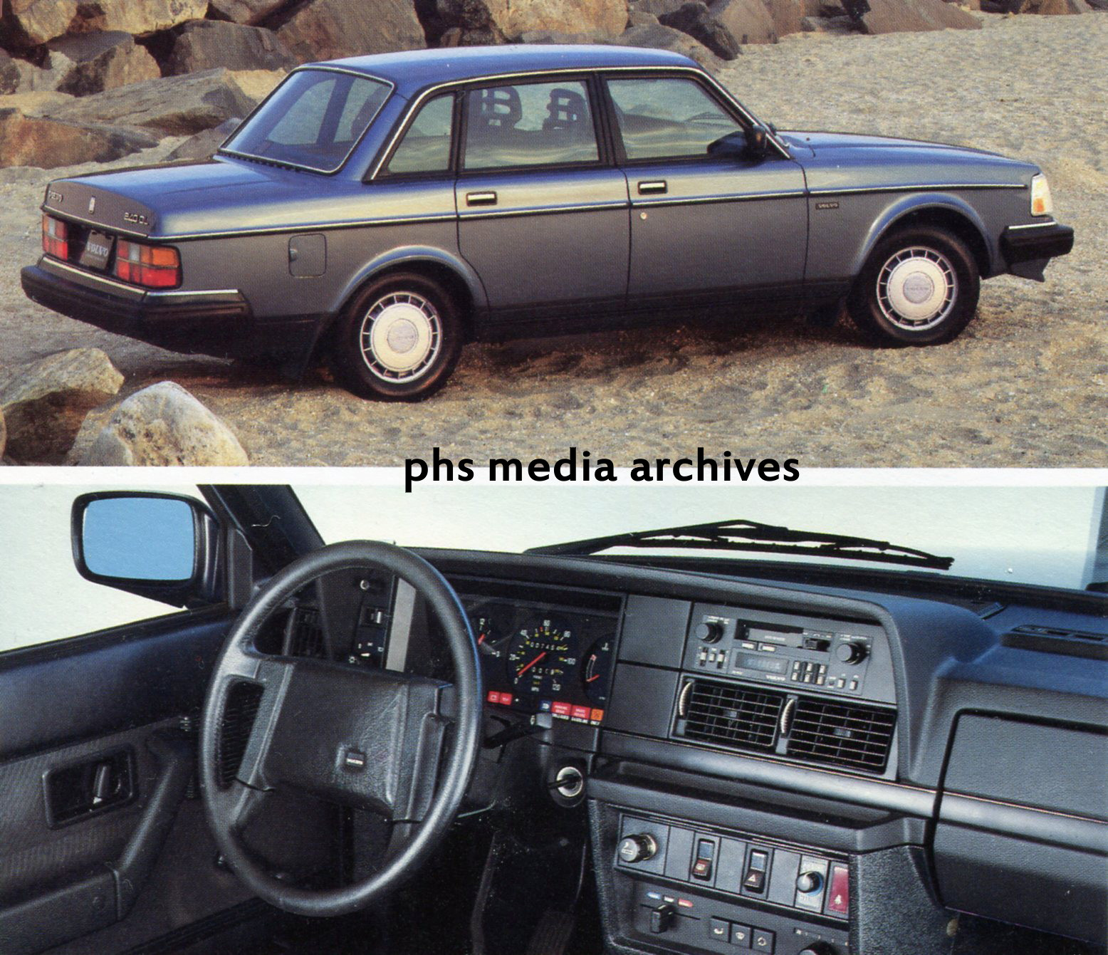 1988 Volvo 240 Future Classic Phscollectorcarworld Cruise Control Wiring Diagram The Interior Was Basic And A Bit Plasticky But No One Accused Of Being Cheap On Quality This Stuff Lasted