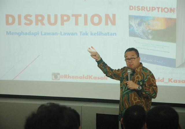 Mengapa Saya Tidak Sepakat dengan Prof. Rhenald Kasali