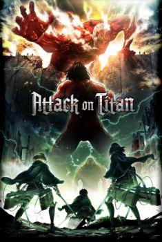 Attack on Titan 2ª Temporada Torrent - WEB-DL 720p Legendado