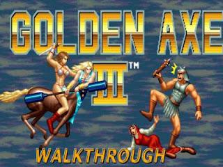 Download Golden Axe III Game Full Version