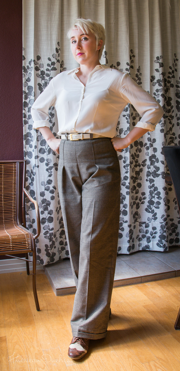 Who Wears the Trousers? The History, Politics and Culture of Trousers