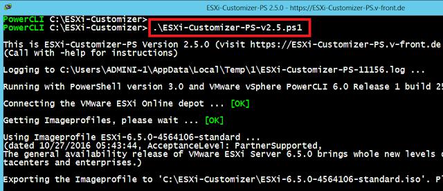 VMWare: ESXi instalar driver