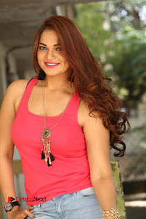 Tollywood Actress Ashwini Latest Stills in Ripped Jeans  0072.JPG