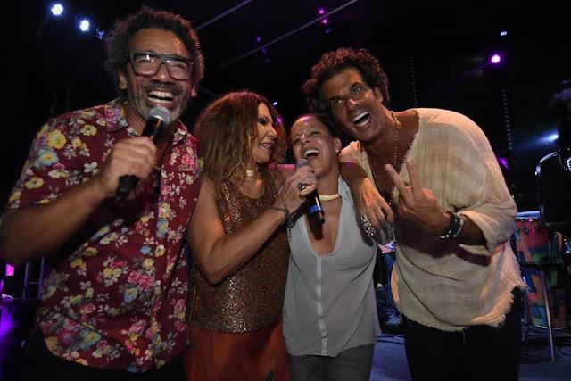 O Café de La Musique Trancoso considerados um dos points mais badalados de Trancoso todos os anos  é sucesso de publico!
