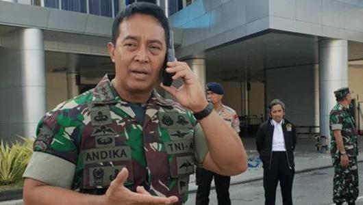 Pengumuman Pilpres 22 Mei 2019 Akan Dijaga 163 Ribu Personel TNI AD