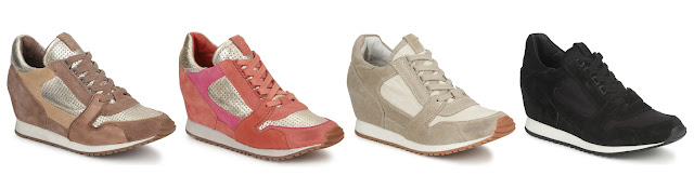 new wedge trainer style from ASH 2013 shoes