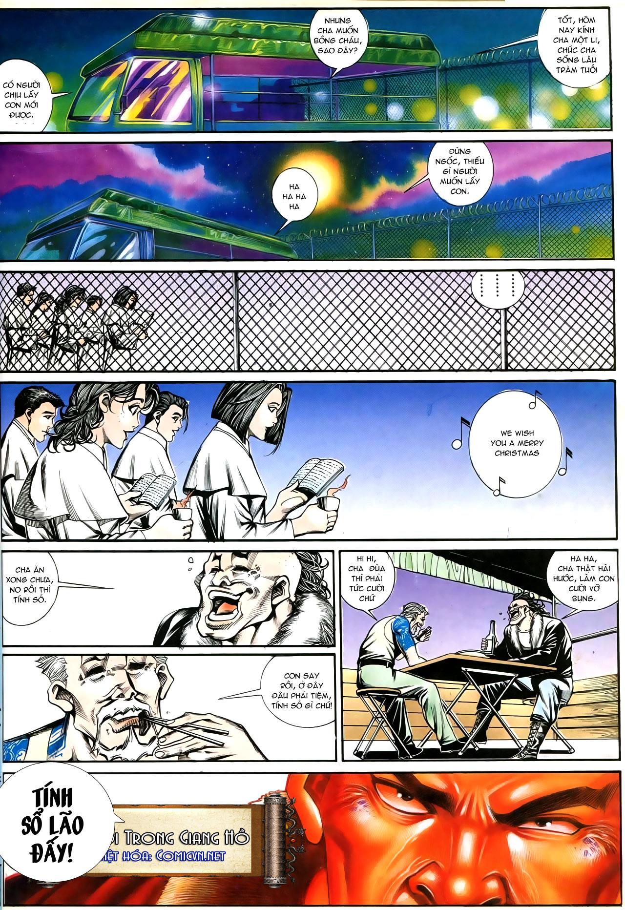 Người Trong Giang Hồ chapter 192: bá khí trúc liên bang trang 21