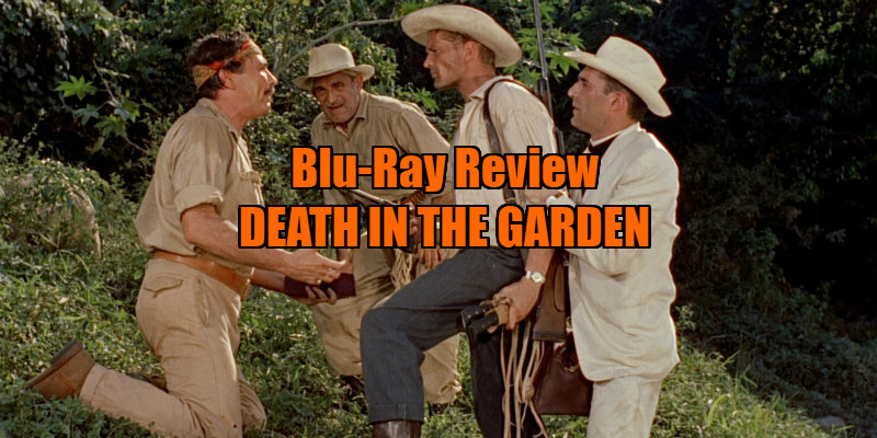 death in the garden film review