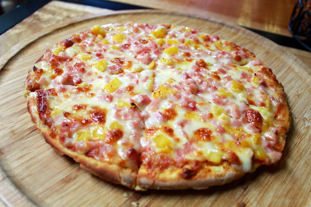 Black Pizza: La magia de hacer pizza