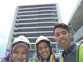Reyhan Ismail, Mall Nipah Makassar, KKN