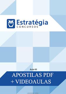 Apostila de Ingles para CG DF