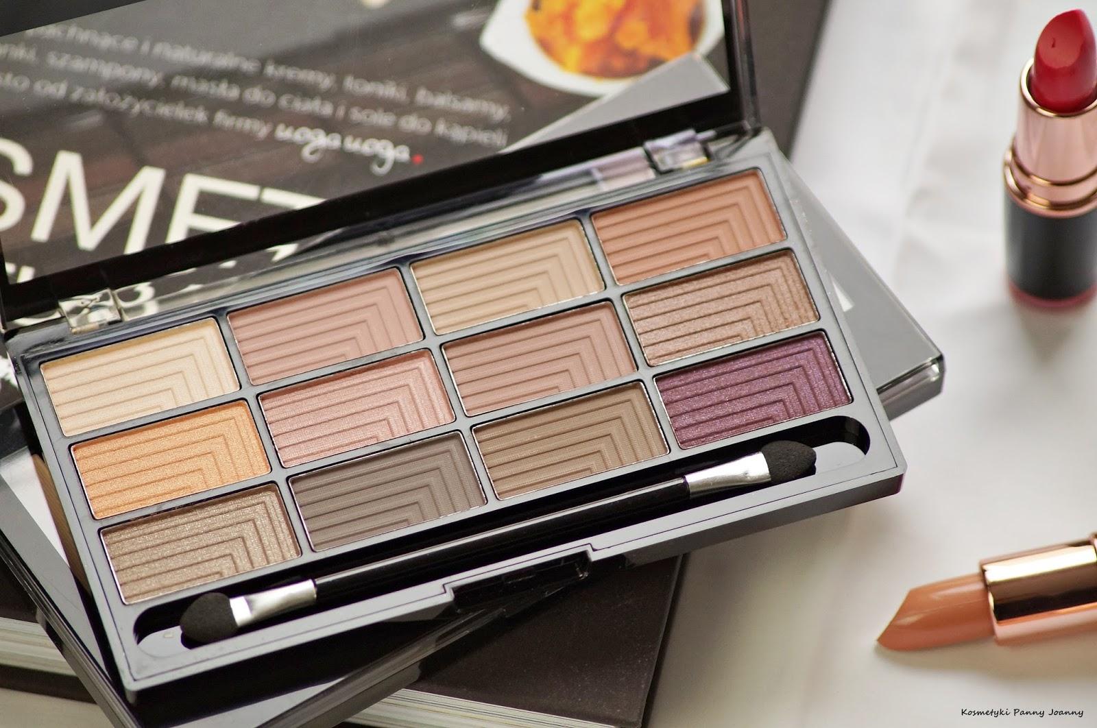 3 Tanie Propozycje Paletek Cieni Od Makeup Revolution Blog