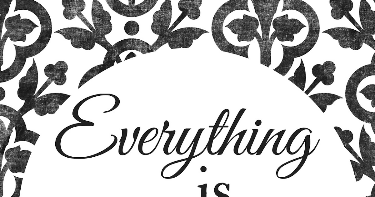 The Prudent Pantry: Colorful Quotes: Everything is