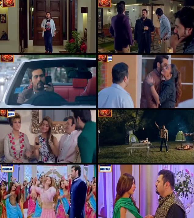 Jawani Phir Nahi Ani 2015 Urdu 480p DTHRip