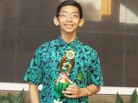 Yusuf M. Abdillah, Siswa MTsN 1 Kota Malang Juara 2 Musabaqah Qiraatil Kutub