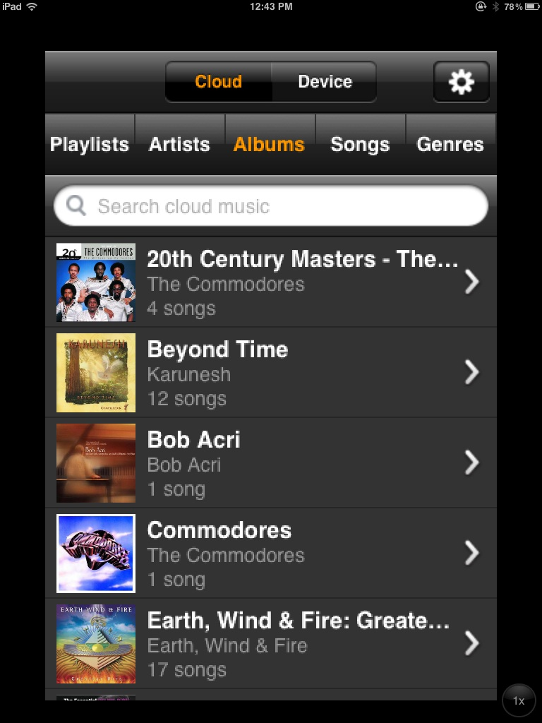 The 21st Century Principal: Access to Amazon Cloud Music Comes to