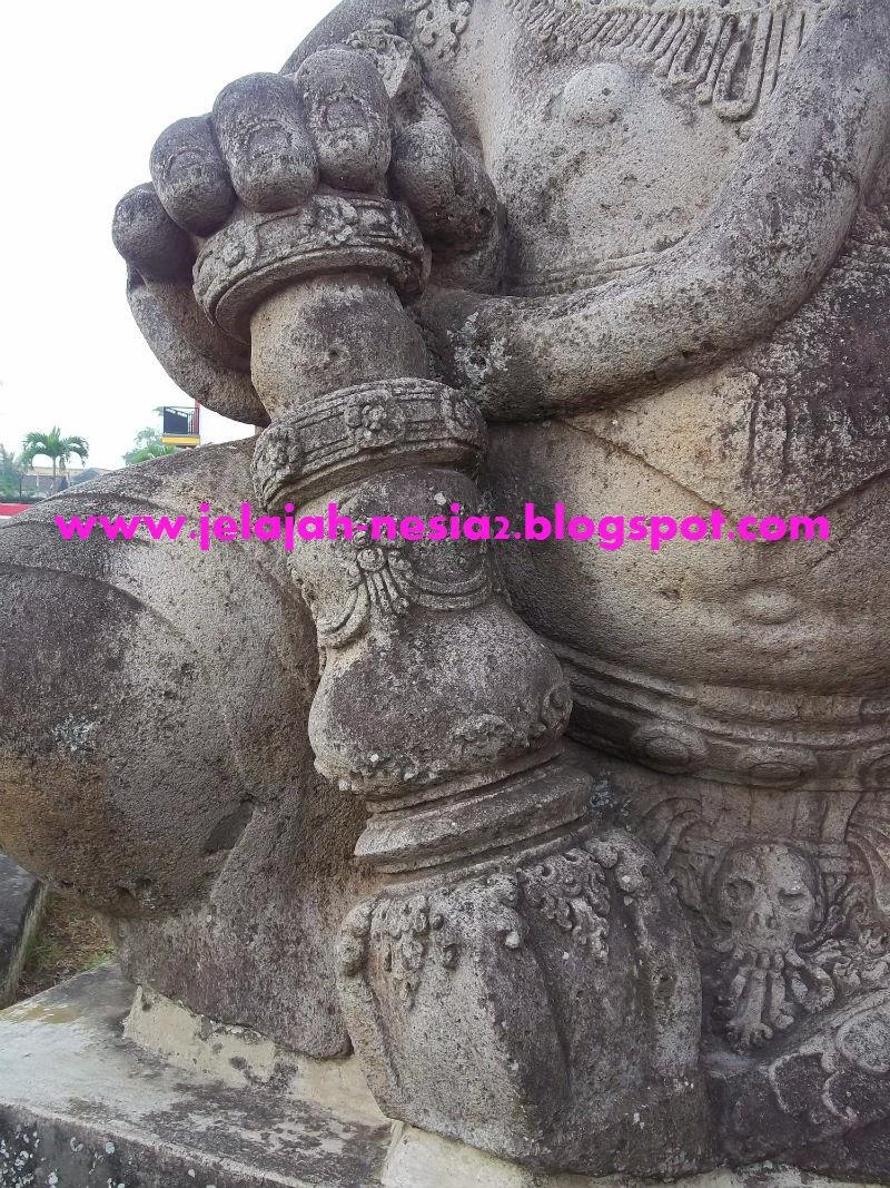 Patung Dari Batu Disebut : patung, disebut, Jelajah, Nesia, Oktober