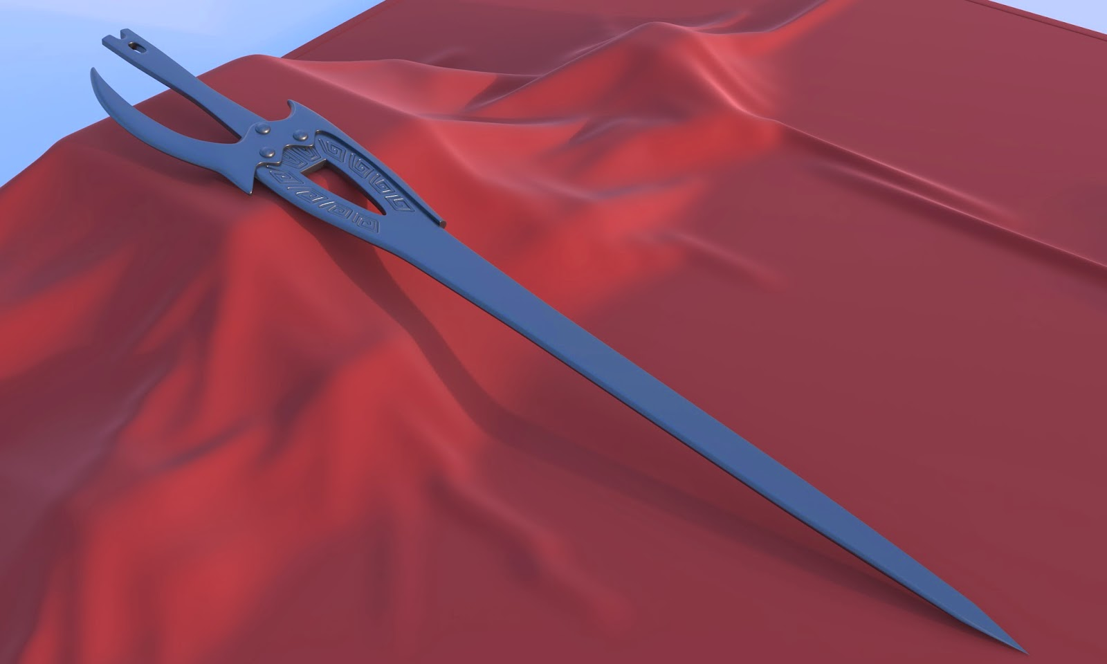 The Sword of Ultimate Superiority