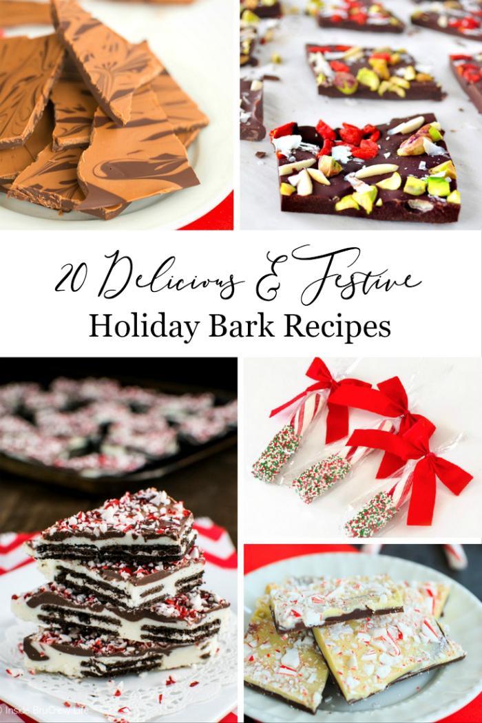 20 Delicious and Festive Holiday Bark Recipes-shabbyfufu