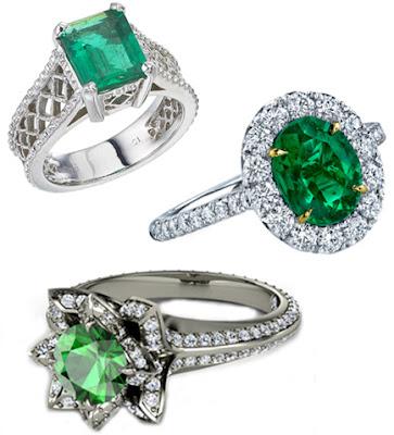5 Esmeralda para as noivas...!