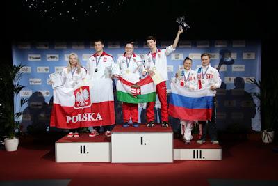 Zawody na Węgrzech Polski sukces