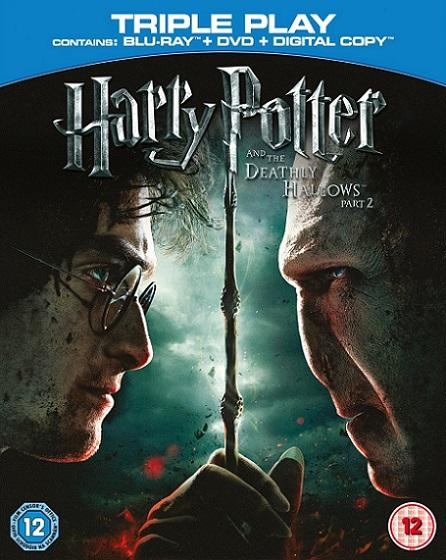Harry Potter and the Deathly Hallows Part 2 (Harry Potter y Las Reliquias de la Muerte Parte 2) (2011) 720p y 1080p BDRip mkv Dual Audio AC3 5.1 ch