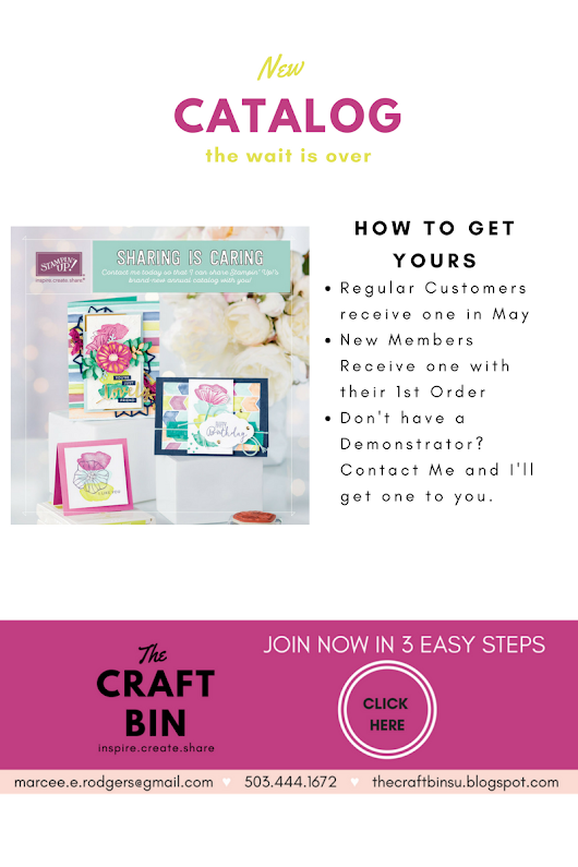 The Craft Bin : The Wait is Over