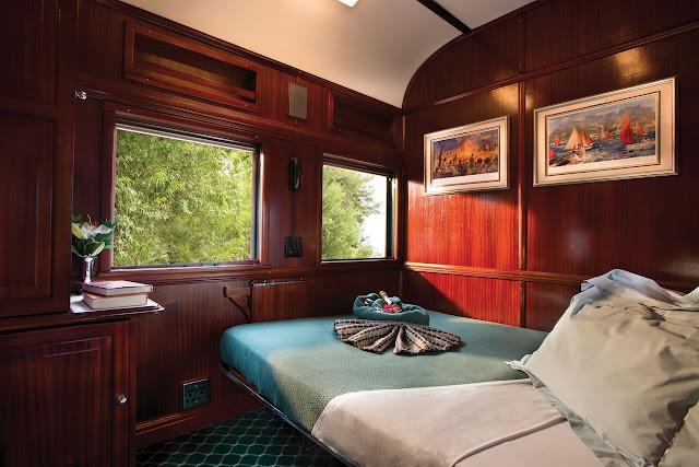 Rovos Rail, Pullman Suite