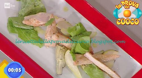 Fesa di tacchino in agrodolce ricetta Parizzi da Prova del Cuoco