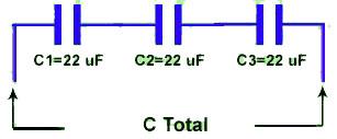 Rangkaian Seri dan Pararel Kapasitor / Kondensator