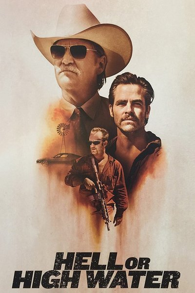 Hell or High Water (2016) ταινιες online seires oipeirates greek subs