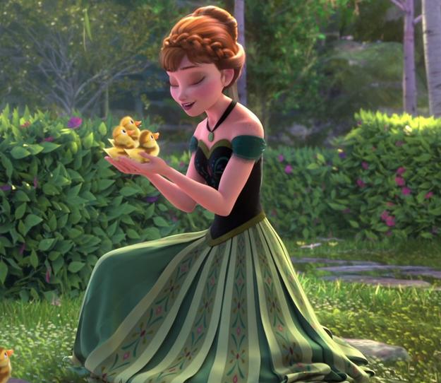 Frozen Anna Coronation Costume Dress NEW! Disney Store ...