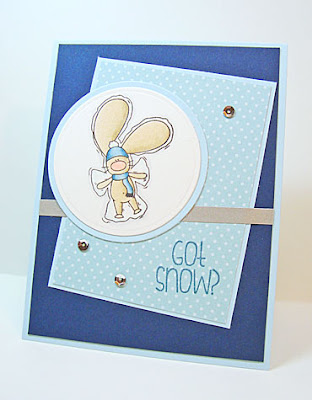 Got Snow? card-designed by Lori Tecler/Inking Aloud-stamps from The Cat's Pajamas