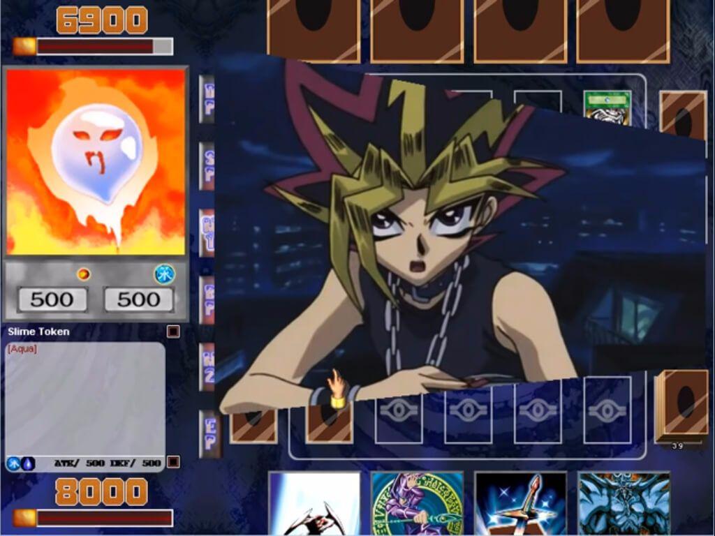 تحميل لعبة يوغي يو للكمبيوتر مجانا