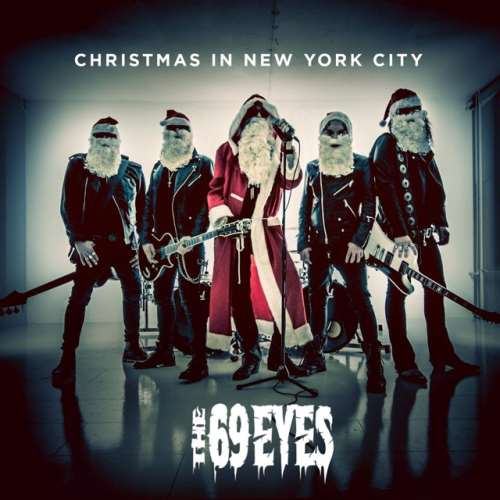 "THE 69 EYES: Video για το νέο single ""Christmas In New York City"""
